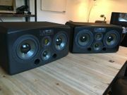 Adam S3X-H Monitorboxen Boxen Studiolautsprecher