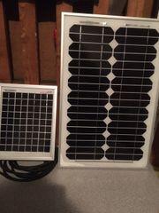 3 kleine Solarmodule für Hobby