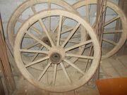 Biete 3 Wagenräder