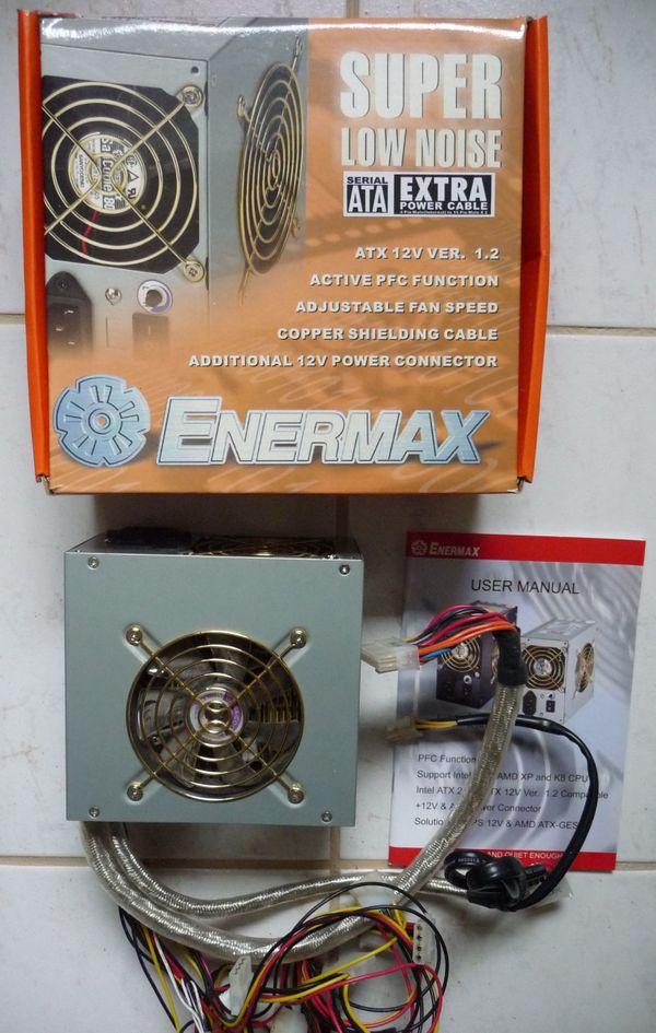 ENERMAX EG465AX - VE PC Netzteil