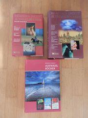 3x Readers Digest Auswahlbücher
