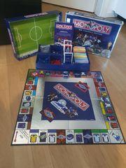 Gesellschaftsspiel von Parker - Monopoly WM-Fußball