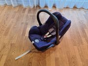 MAXI-COSI Babyschale Cabriofix blau