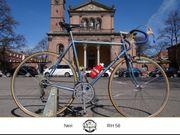Seltenes Neri Rennrad aus Italien