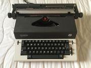 Elektrische Schreibmaschine Olympia Report de