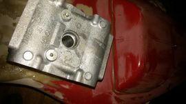 Motorrad-, Roller-Teile - Zylinderkopf Ducati 851 liegend und