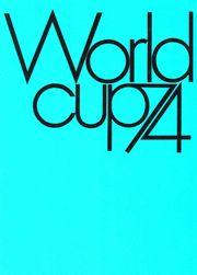 Worldcup 74 - Fußball Weltmeisterschaft - WM