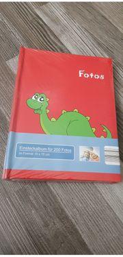 Einsteck-Fotoalbum NEU und OVP 10x15