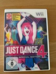 Wii Just Dance 4 Special