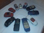 Modell Autos Metall von 1