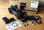 SONY PMW-EX1R Camcorder mit ZUBEHÖR