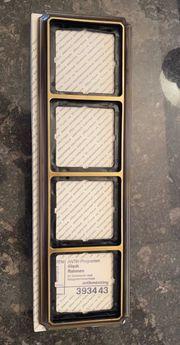 Merten Antik Rahmen 4fach Steckdose