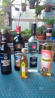 Für die nächste Party Alkohol
