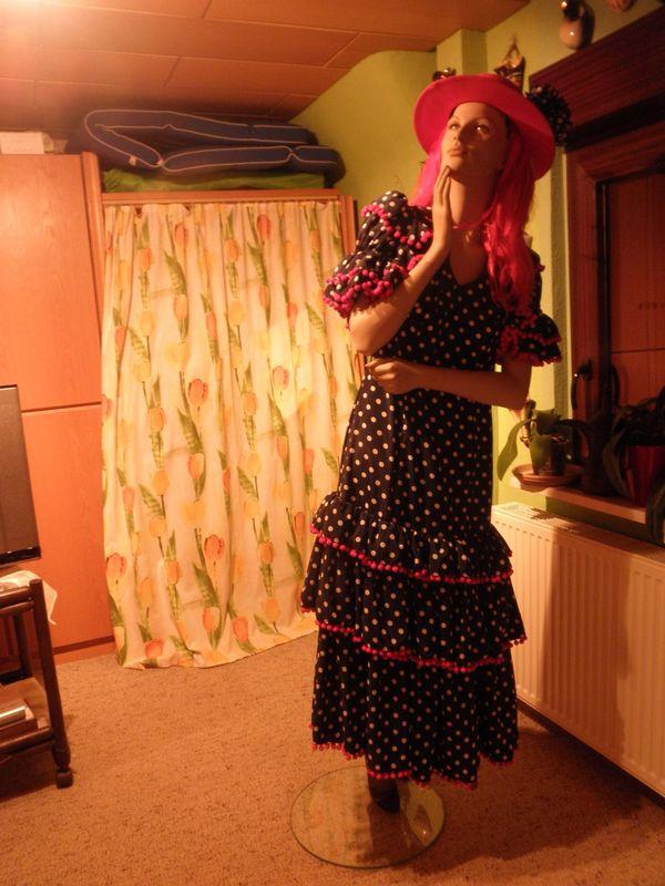 Flamenco-Kleidung