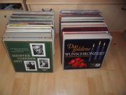 Grosse Schallplatten Sammlung