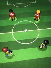 Playmobil Fussballkoffer