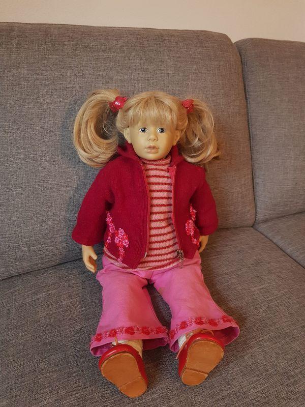 Sigikid Puppe 55 cm