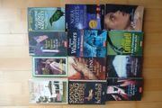 Büchersammlung Thriller Krimis Minette Walters