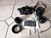 Canon EF Fotokamera mit 3