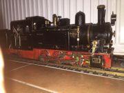Echtdampf Kohle Lok - Spur 1