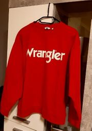 Sweatshirt Pulli Gr M Wrangler