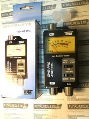 SWR-PRO VHF UHF SWR Power