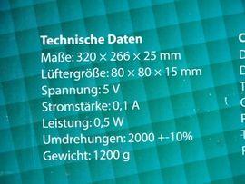 Bild 4 - Notebook Cooler pad Xystec Black - Niederfischbach