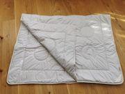 Hochwertige Bettdecke mit Alpakawolle gefüllt