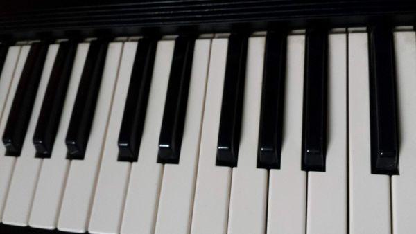 Korg M1 Synthesizer Keyboard mit