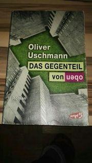 Buch das Gegenteil von oben