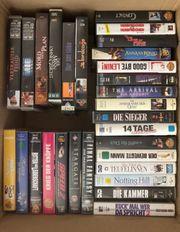 VHS Kassetten Filme auf VHS