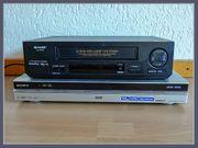 VHS-Rekorder DVD-Rekorder VHS - DVD