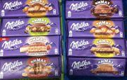 Milka MMMAX 270-300g Tafeln verschiedne