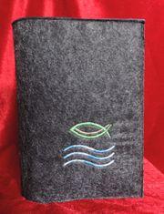 Kommunion Individuell bestickte Buchhüllen aus