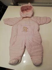 Babykleidung Winteranzug Gr 62