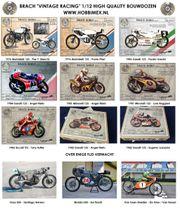 High Quality Motorradbausätze in Massstab