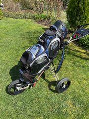 Golf Trolley Bag Boy mit