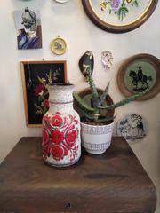 Vintage Vase von Ü-Keramik