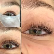 Wimpernlifting-Schulung
