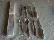 Tupperware 2x 4 teiliges Eßbesteck