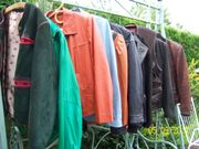 Leder jacken und hosen