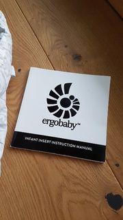 Ergobaby Baby Einsatz Original