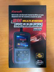 iCarsoft i910 BMW Diagnose-Tester wie