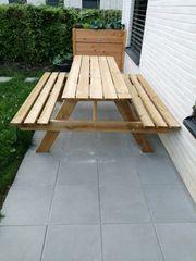 Garten Tisch Bank