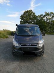Ford Transit Nugget AHK Navi