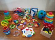 Baby-Spielzeug Set