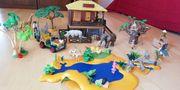 Playmobil Wildtierpflegestation Set 4826 4827