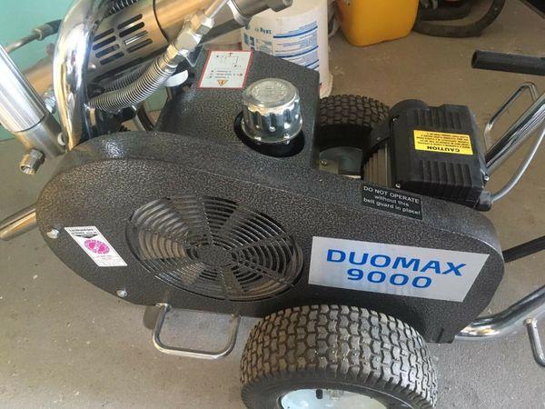 Storch Duo Max 9000 Spritzgerät