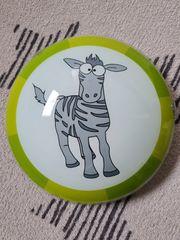 Kinderzimmer Zebra Lampe