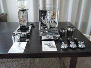ecm Kaffeemaschine mit Mühle